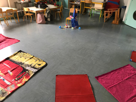Sophrologie en crèche et à l'école : des séances pour se ressourcer et révéler ses potentiels