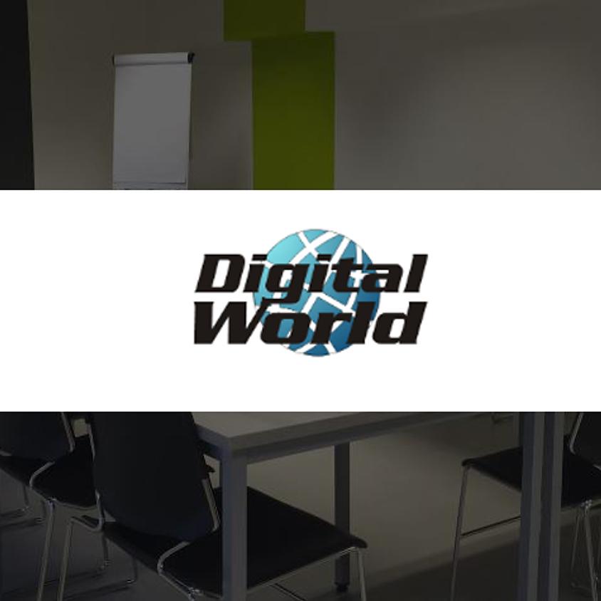 Digital World (Petrópolis - RJ) • MODULO PRÁTICO DE MEDIÇÕES ÓPTICAS (1)