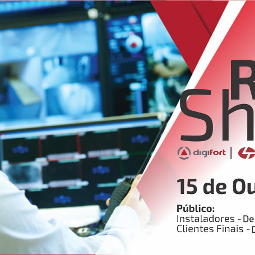 Road Show - LANtele, Hanwha e Digifort - Público: Instaladores