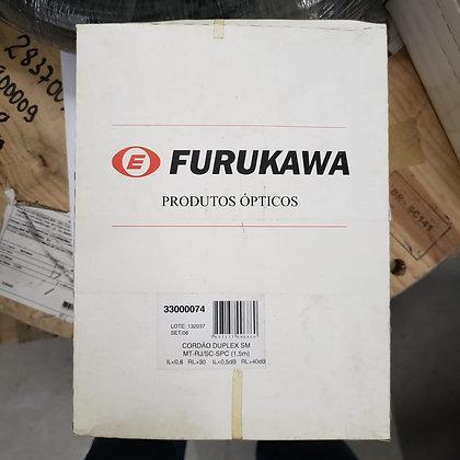 CORDAO OPT DUPLEX SM MT-RJ/SC-SPC 1,5M FURUKAWA