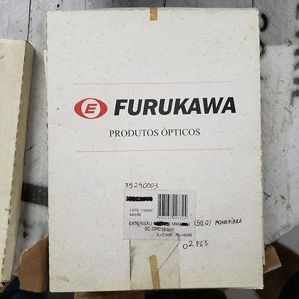 EXTENSAO OPT MONOF MM 50,0 SC-SPC 1,25 FURUKAWA