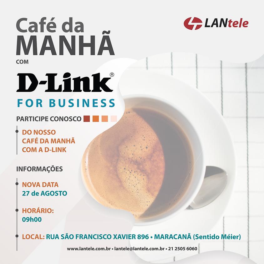 CAFÉ DA MANHA COM D-LINK FOR BUSINESS (1)