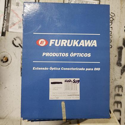 EXTENSAO OPT 2X MM 62,5 LC-PC 1,25 FURUKAWA