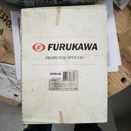 CORDAO OPT DUPLEX MM 50.0 MT-RJ/SC-SPC 10M FURUKAWA
