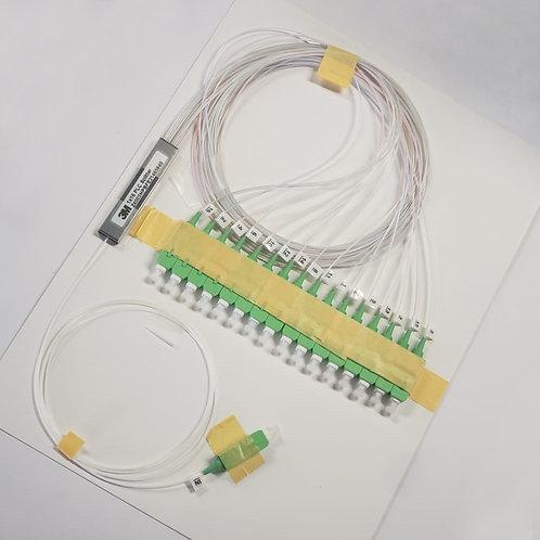 SPLITTER PLC 1X16 SC/APC • HB004329650