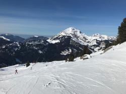 slopes in Chatel