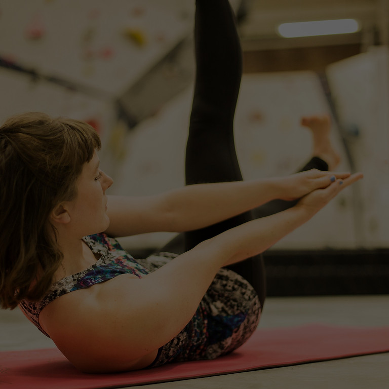Zoom Yoga with Eithne (1st)
