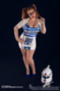 BewitchedRaven R2D2 Dress