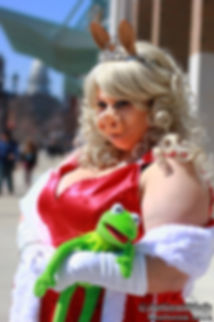 Muppets Cosplay