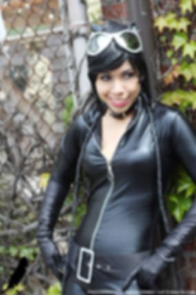 DemApples Catwoman Cosplay