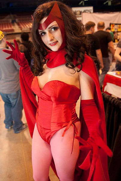 Cosplay Costumes Scarlet Witch