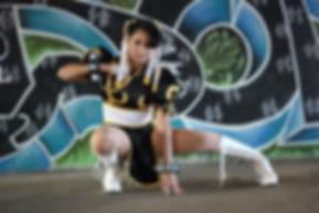 Karina Cosplay  Chung Li  Cosplay 02