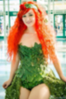 Alexandria the Red s Poison Ivy