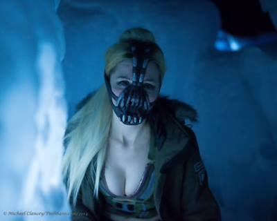 Kristi Kai Cosplay as Lady Bane