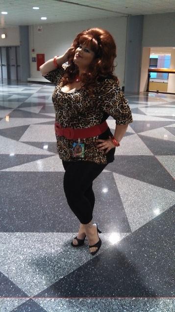 Peggy Bundy cosplay