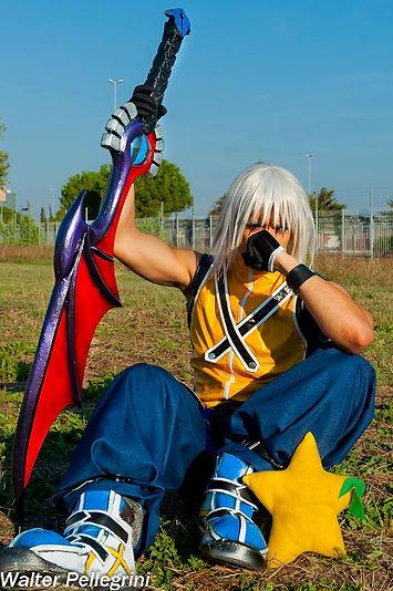 Leon Chiro Riku Cosplay