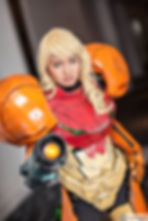 Fujiberry Cosplay Samus Cosplay