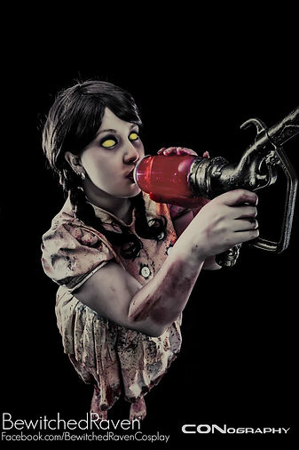 BewitchedRaven Bioshock Cosplay