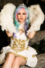 Holly Gloha Princess Celestia Cosplay
