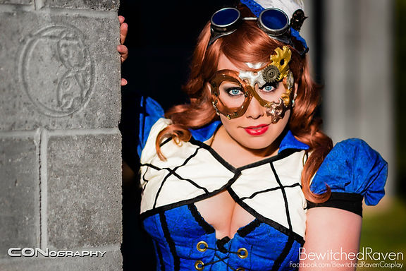 BetwitchedRaven Steampunk Doctor Who Cosplay