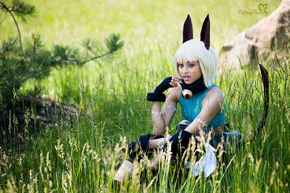 Ms Fortune SkullGirls Cosplay