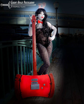 Adventure Time Marceline Cosplay