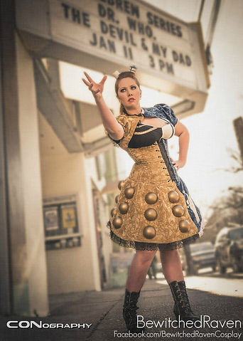 BewtichedRaven Doctor Who Cosplay