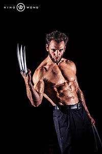 Wolverine Cosplay Costume