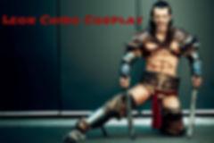Leon Chiro Gannicus Spartacus Cosplay