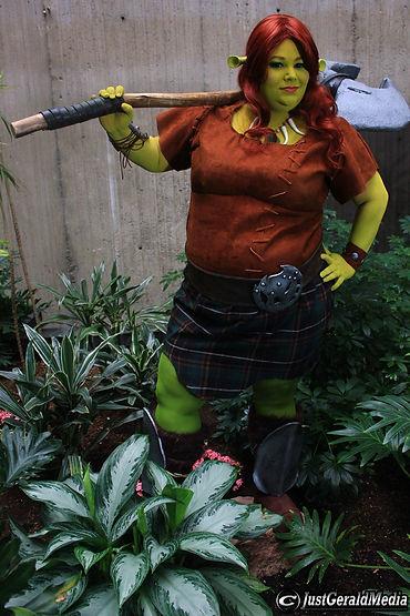 Shrek Cosplay