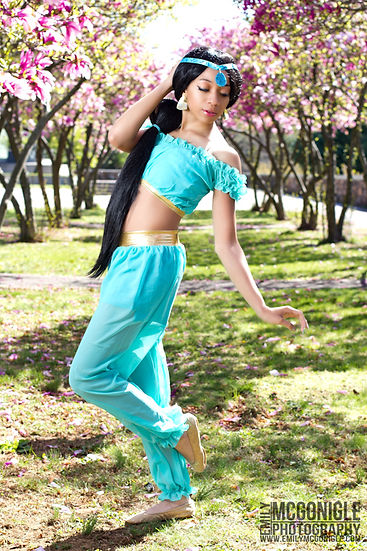 Jazzmin Princess Jasmine Cosplay