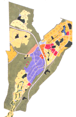 Rancho Santa Margarita Plan