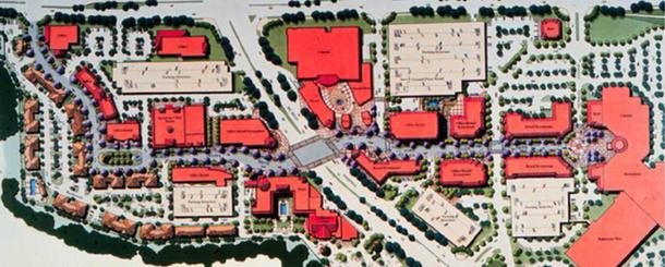 Valencia Town Center Master Plan