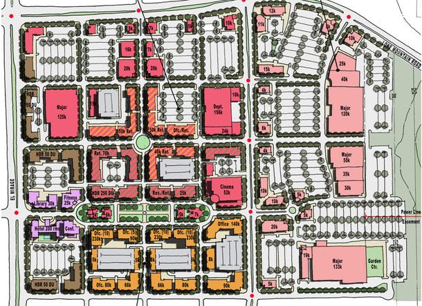 Vistancia Town Center Plan