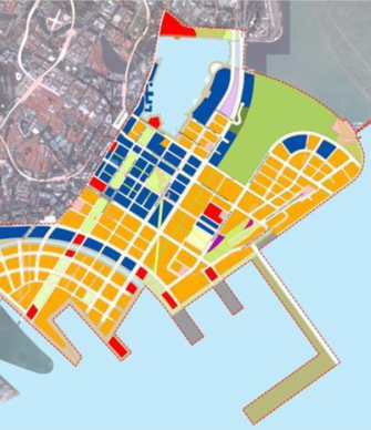 Marin Bay Plan