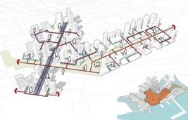 Marina Bay Pedestrian Priority Zone