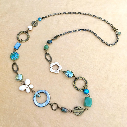 Cool Butterfly necklace