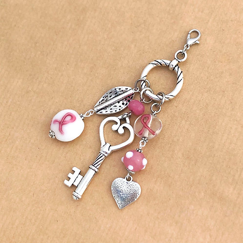 Hope is Key charm set