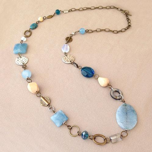 Sand & Sky necklace