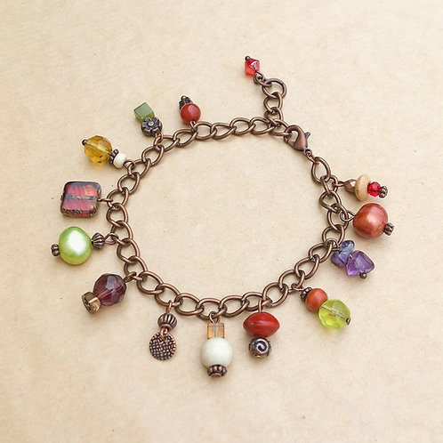 Autumn Jewels bracelet