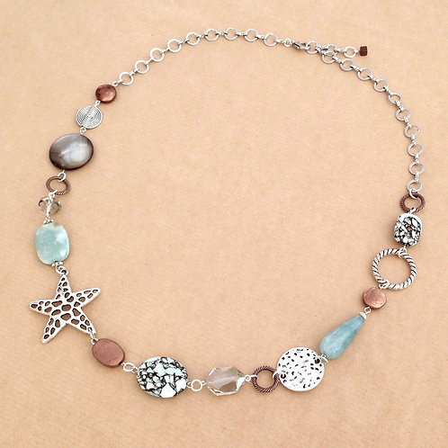 Beach Star necklace