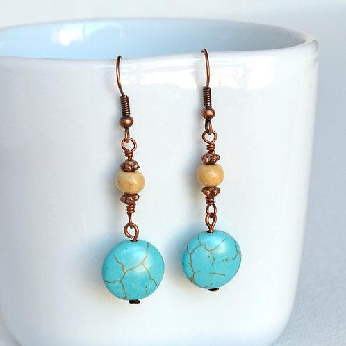 Paradise earrings