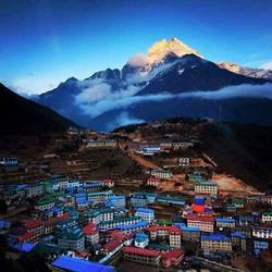 Namche-Bazaar-trek-Namche-Nepal