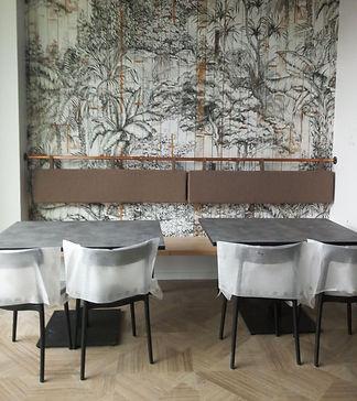 Maison Carélie collabore avec des architectes d'intérieur.