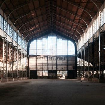 CAUE92 - Exposition Survols, visite sur les traces de l'aéronautique dans les Hauts-de-Seine, 2018-2019 © CAUE92.