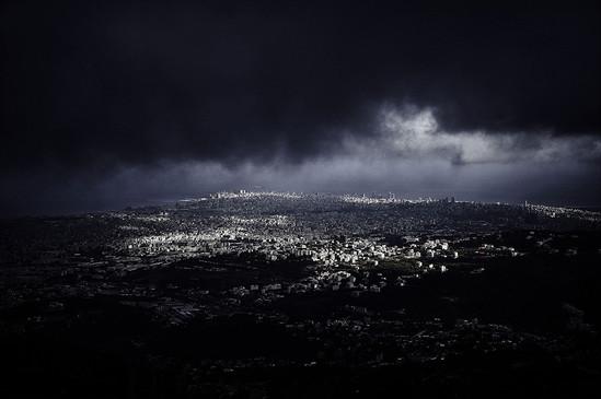 Joe Kesrouani, The Storm, Chouf, 2010 © Joe Kesrouani.