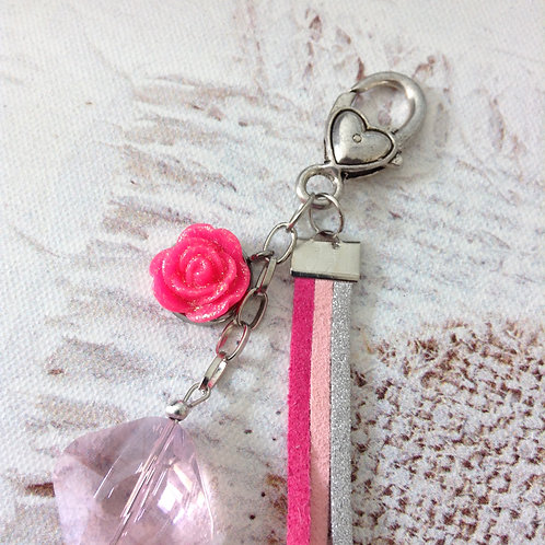 Porte-clés Rosace
