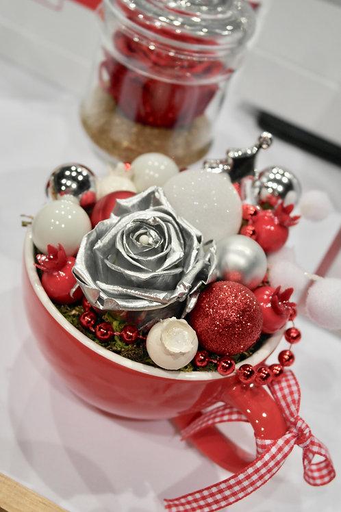 Tasse Réveil de Noël