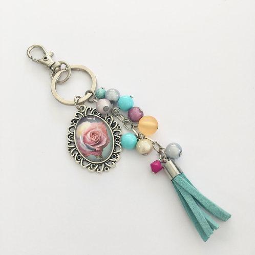 Porte-clés Rainbow, breloques