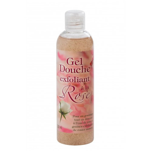 Gel douche exfolliant